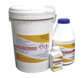 Acid neutraliser full range