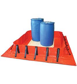 Collapsible bund 1.2m x 1.2m – 500L