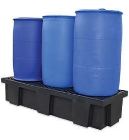 DB3G spill containment bund