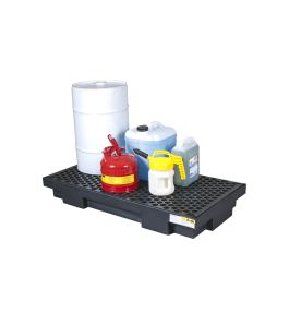 Spill pallets - low profile