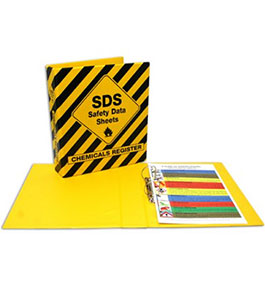 SDS A4 Binder