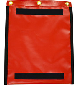 Document storage pouch – Emergency information documents