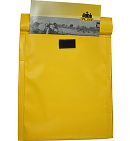 Document storage pouch – economy
