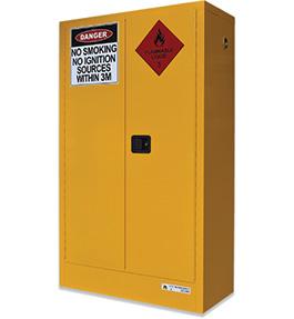 250L flammable liquids cabinet