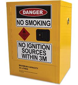 30L flammable liquid cabinet