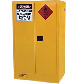 350L flammable liquids cabinet