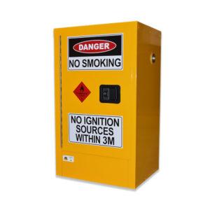 60L flammable liquids cabinet