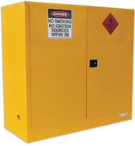650L flammable goods cabinet
