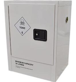 30L toxic substances cabinet