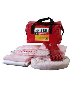 Spill kit healthcare
