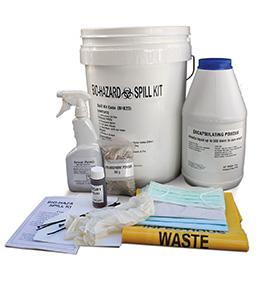 Biohazard spill kit 20 litre