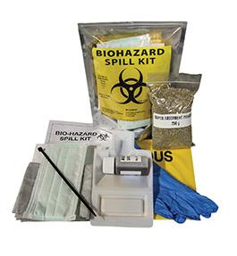 Biohazard spill kit 2 litres