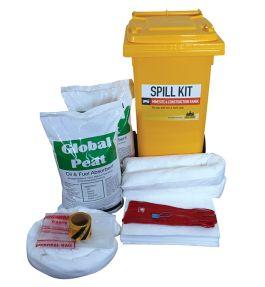 Oil & fuel spill kit