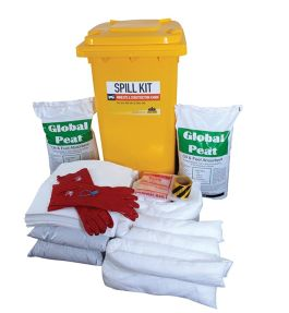 Spill Crew Mining and construction oil spill kit