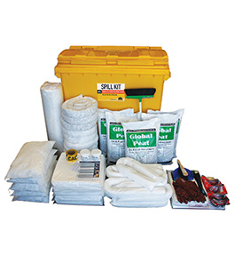 Spill kit jumbo oil and fuel up to 770 litres