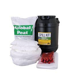 Spill Crew Transport barrel spill kit