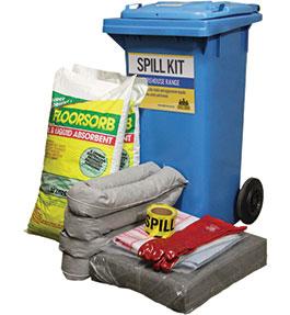 General purpose spill kits - 100L