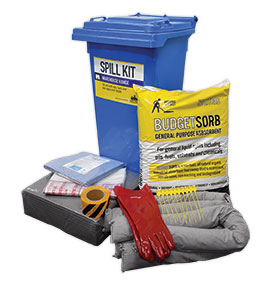 Universal general purpose spill kits