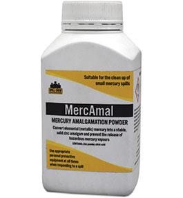 MercAmal mercury amalgamation powder