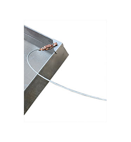 Metal Tray Earthing Point