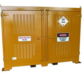 850L Outdoor Dangerous Goods Stores