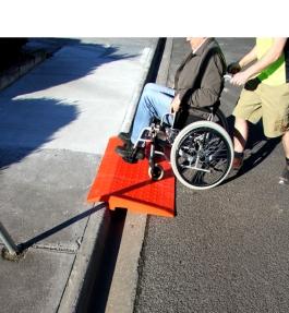 ramp for wheel chairs