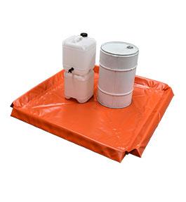 Bunded spill mat 1.2m x 1.2m