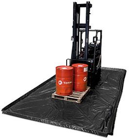 Large spill mat 6m x 4m