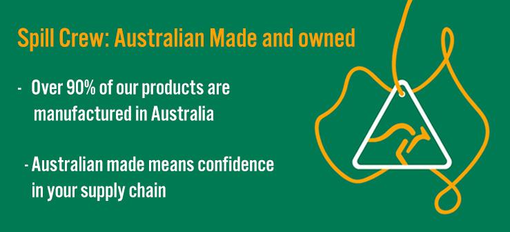 Australian Made Banner