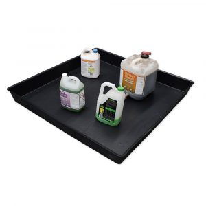 153L extra large square drip tray