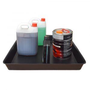 23L square drip tray